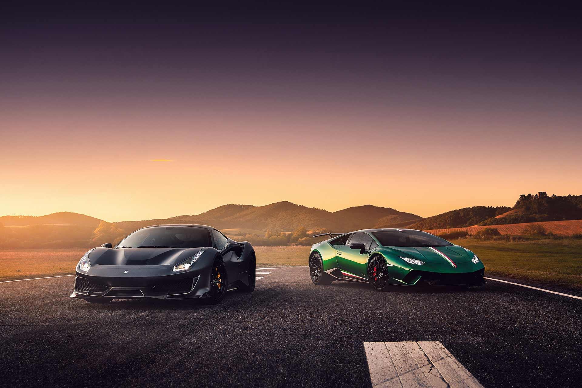 Rent Ferrari Lamborghini in Cannes