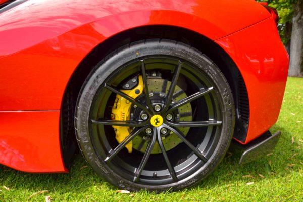 Rent Ferrari 488 Pista Coupe