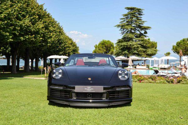Rent Porsche 992 Turbo Convertible