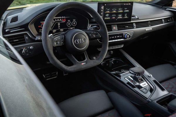 Rent Audi RS5 Sportback